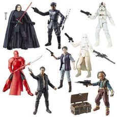 Star Wars Black Series Akční Figures 15 cm 2017 Wave 8 Sada (8)