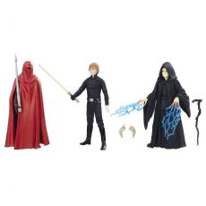 Star Wars Episode VI Force Link Akční Figurka 3-Pack 2017 Return of the Jedi 10 cm