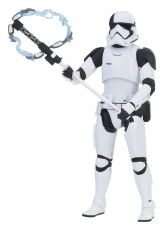 Star Wars Episode VII Black Series Akční Figure 2017 First Order Stormtrooper Executioner 15 cm