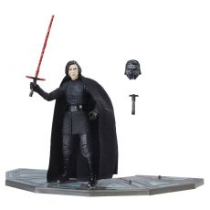 Star Wars Episode VIII Black Series Deluxe Akční Figure 2017 Kylo Ren Throne Room Exclusive 15 cm