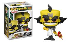 Crash Bandicoot POP! Games vinylová Figure Neo Cortex 9 cm