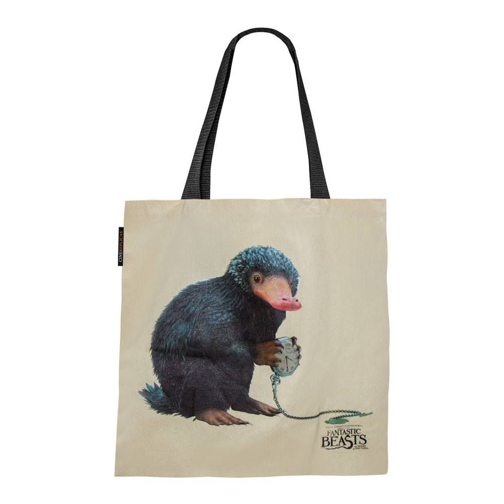 Dr Slump Episode 34: Fantastic Beasts Tote Bag Niffler Cinereplicas