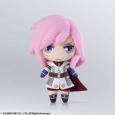 Final Fantasy XIII Plyšák Figure Lightning 14 cm