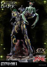 Guyver The Bioboosted Armor Sochy Gigantic Dark & Gigantic Dark Exclusive 87 cm Sada (3)