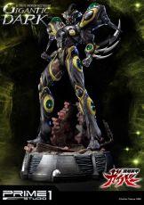Guyver The Bioboosted Armor Soška Gigantic Dark 87 cm