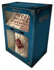 Harry Potter Dárkový Box Marauders Map