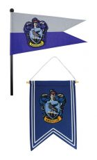 Harry Potter Vlajka & Pennant Set Havraspár