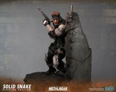 Metal Gear Solid Soška Solid Snake 44 cm