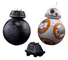 Star Wars Episode VIII Movie Masterpiece Akční Figure 2-Pack 1/6 BB-8 & BB-9E 11 cm