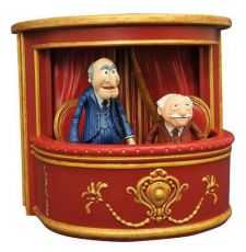 The Muppets Select Akční Figures 13 cm 2-Pack Series 2 Statler & Waldorf