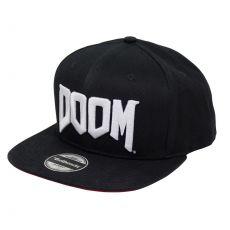 Doom Snapback Kšiltovka Logo