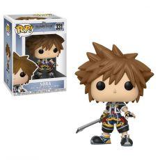 Kingdom Hearts POP! Disney vinylová Figure Sora 9 cm