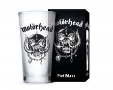 Mot?rhead Skleněná Pinta Glass Logo