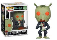 Rick and Morty POP! Animation vinylová Figure Cornvelious Daniel 9 cm