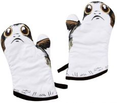 Star Wars Episode VIII Oven Gloves Porgs