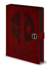 Marvel Comics Premium Poznámkový Blok A5 Deadpool