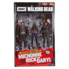 The Walking Dead TV Verze Akční Figure 3-pack Heroes 13 cm