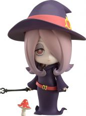 Little Witch Academia Nendoroid PVC Akční Figure Sucy Manbavaran 10 cm