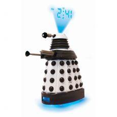 Doctor Who Alarm Hodiny a Projector Dalek
