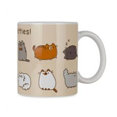Pusheen Hrnek Kitties