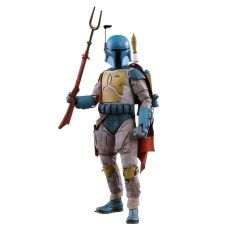 Star Wars Television Masterpiece Akční Figure 1/6 Boba Fett Animation Ver. Sideshow Exclusive 30 cm