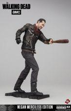 The Walking Dead TV Verze Deluxe Akční Figure Negan Merciless Edition 25 cm