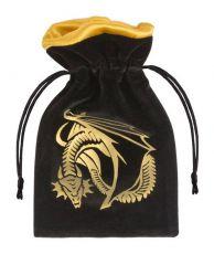 Dragon Dice Bag black & golden