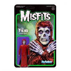 Misfits ReAction Akční Figure The Fiend Crimson Red 10 cm
