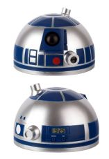 Star Wars Episode VIII Alarm Hodiny with Projector R2-D2