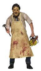 Texas Chainsaw Massacre Retro Akční Figure 40th Anniversary Ultimate Leatherface 18 cm