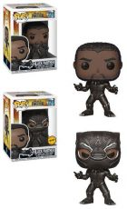 Black Panther Movie POP! Movies Figures Black Panther 9 cm Sada (6)