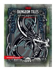 Dungeons & Dragons RPG Dungeon Tiles Reincarnated: City (16)