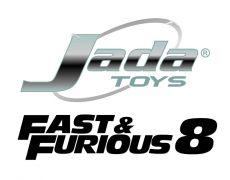 Fast & Furious 8 Kov. Model 1/24 Dom's Dodge Challenger SRT Hellcat