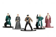 Harry Potter Nano Metalfigs Kov. Mini Figures 5-Pack Wave 2 4 cm