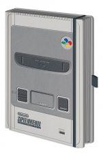 Nintendo Premium Poznámkový Blok A5 SNES