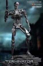 Terminator Genisys Soška 1/10 T-800 Endoskeleton 29 cm