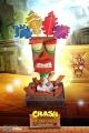 Crash Bandicoot Životní Velikost Replika Aku Aku Mask 65 cm