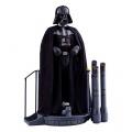 Star Wars Episode V Movie Masterpiece Akční Figure 1/6 Darth Vader 35 cm