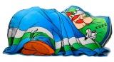 Asterix Polštář Sleeping Obelix 74 cm