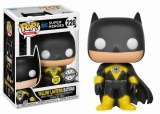 DC Comics POP! Heroes Vinyl Figure Yellow Lantern Batman GITD 9 cm