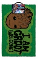 Guardians of the Galaxy Vol. 2 Rohožka I AM GROOT - Welcome 40 x 57 cm