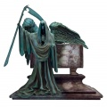Harry Potter and the Goblet of Fire Soška Riddle Family Grave Limited Edition Monolith 18 cm