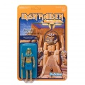 Iron Maiden ReAction Akční Figure Powerslave (Pharaoh Eddie) 10 cm