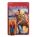 Iron Maiden ReAction Akční Figure The Trooper (Soldier Eddie) 10 cm