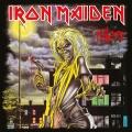 Iron Maiden Zarámovaný Canvas Print Killers 40 x 40 cm