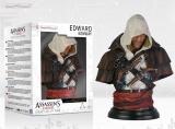 Assassins Creed IV Black Flag Legacy Kolekce Bysta Edward Kenway 19 cm