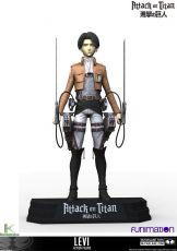 Attack on Titan Akční Figure Levi Ackerman 18 cm