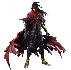 Dirge of Cerberus Final Fantasy VII Play Arts Kai Akční Figure Vincent Valentine 27 cm