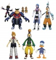 Kingdom Hearts Select Akční Figures 18 cm Packs Series 2 Sada (6)