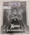 Marvel Comics Metals Kov. Mini Figure Wolverine Raw Metal LC Exclusive 10 cm